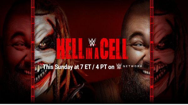 Watch latest WWE Hell In A Cell 2019 PPV 10/6/19 October 6th 2019 Live Online