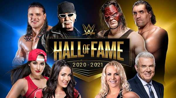 Watch latest WWE Hall Of Fame Induction Ceremony 2020 - 2021 4/6/21 April 6th 2021 Live Online